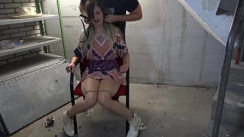 Julie Vega in Bondage