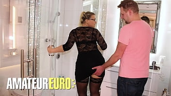 AMATEUR EURO - #Mariella Sun - DEUTSCHE GIRL TAKES COCK FROM HER NEW LOVER