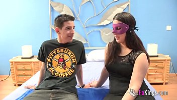 He coms WITH HIS MOM to get deflowered by a pornstar. Thought you had seen it all?