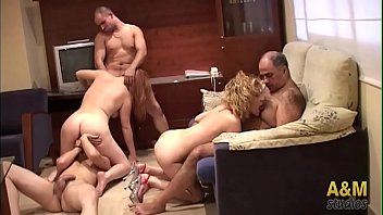 Amateur orgy in family. Part.3 of 3