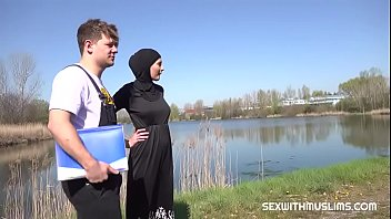 muslim girl fucked by collegue