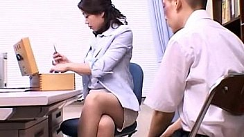 All teachers job japanese after meeting blow useful piece