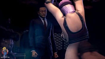 Ayane from d. or alive video game