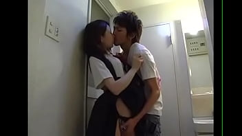 jav schoolgirl cheat boyfriend with friend in house with friends party