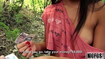 Euro Seduced by a Stranger video starring Maria Fiori - Mofos.com