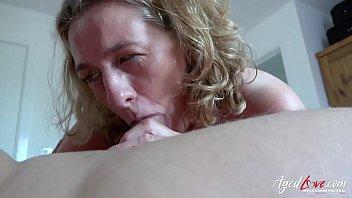 Porn stars enjoying wild hardcore sexual intercourse on aged love