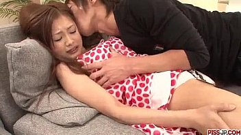 Suzuka Ishikawa screams with a big dick in her