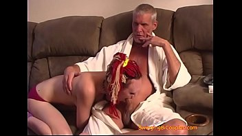 Dad Loves To Fuck Around with His Daughter