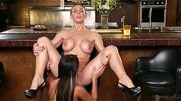 Tanya Tate and Marina Angel at Mommy's Girl