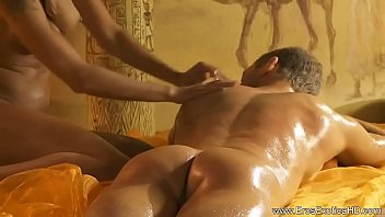 Watch Babe Uses Massage For His Body preview