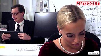 LETSDOEIT - German MILF Victoria Pure Has New Methods To Attract Investors