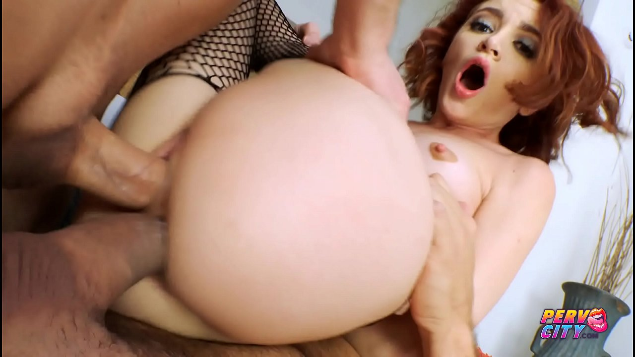 Sarah Banks Double Penetration
