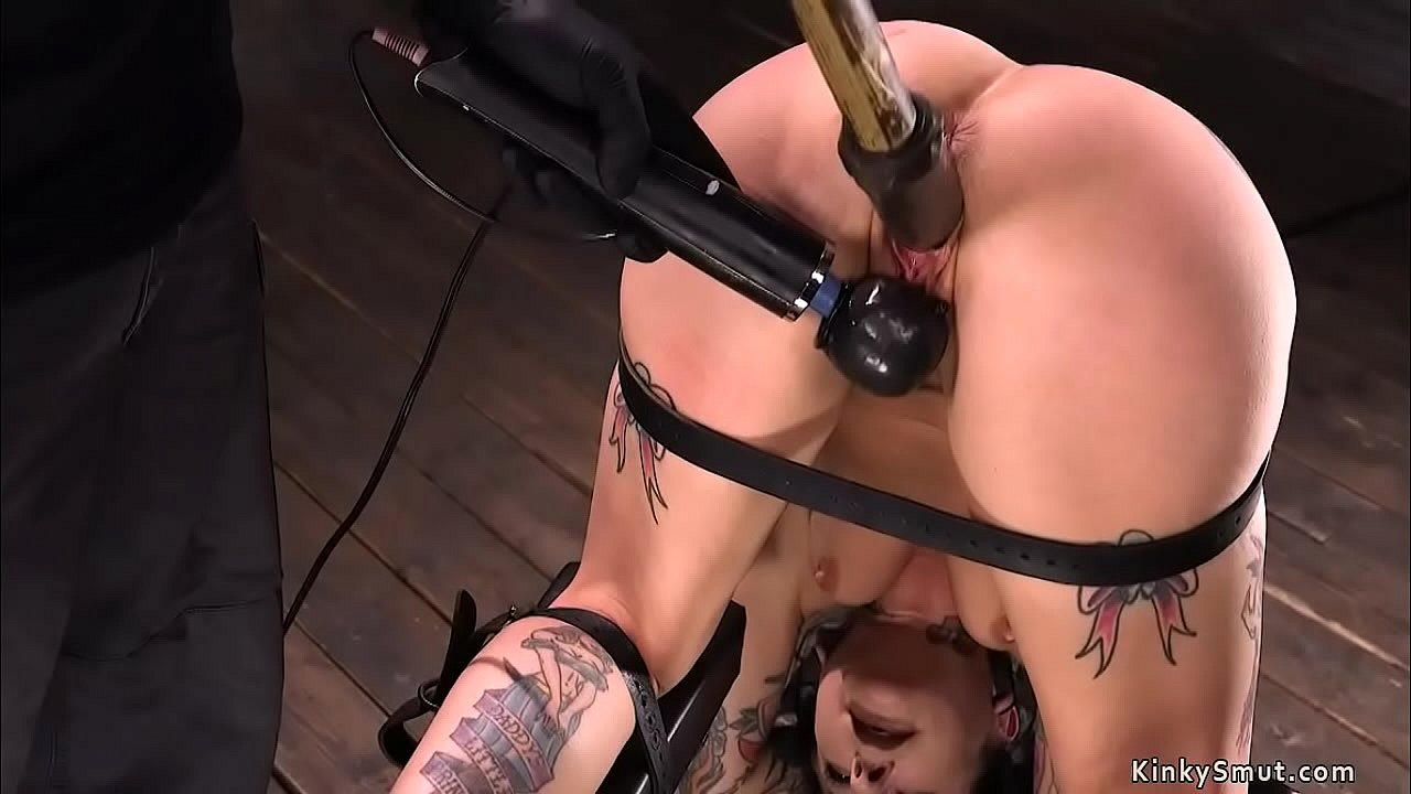 Tattoos slut dildos ass porn clips
