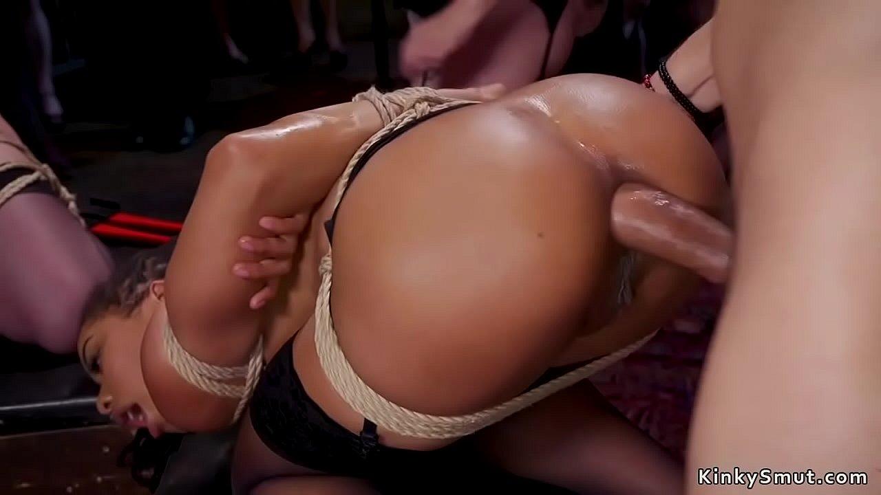 Dirty Slut Fucked Rough