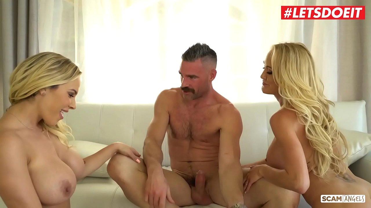 Brandi Love Cum Inside Pussy