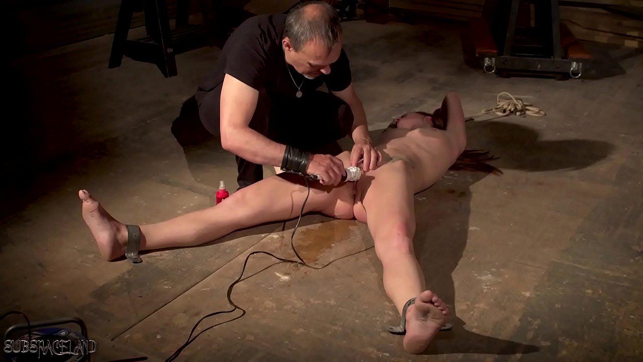 Teen Amateur Bondage Orgasm