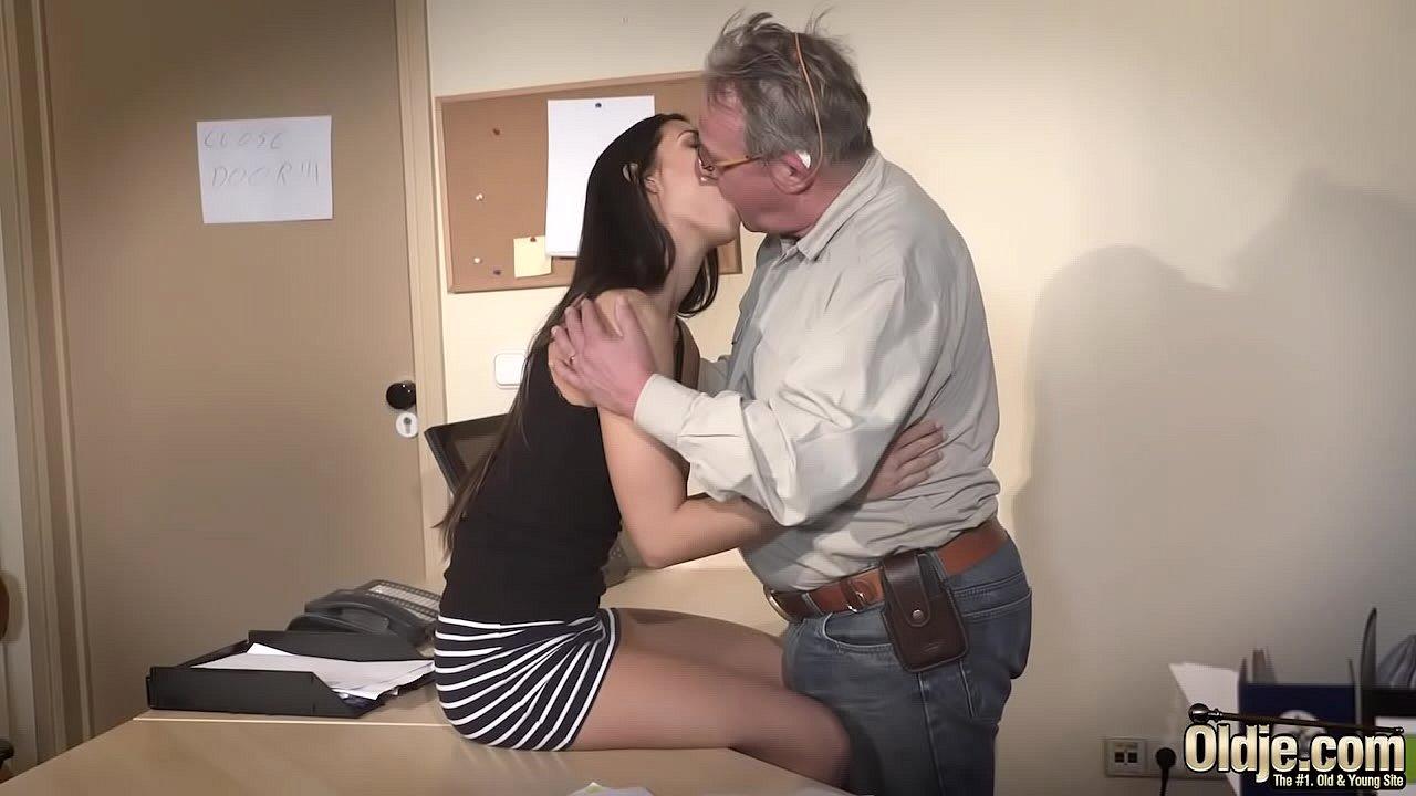 Couple Fucks Teen Threesome
