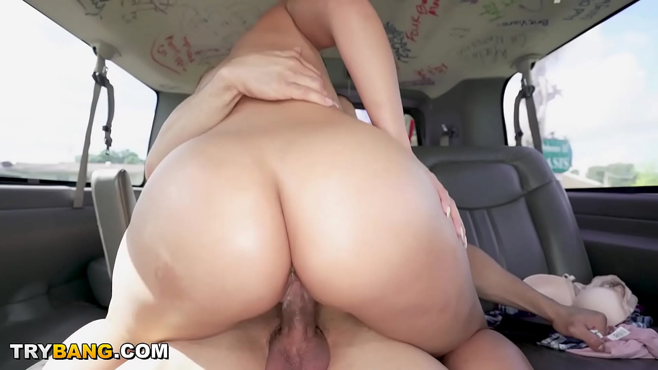 Big Booty Latina Moaning