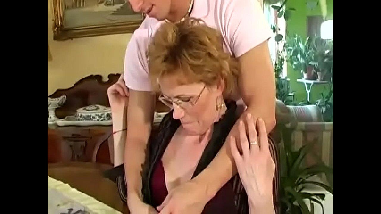 Granny Fuck Young