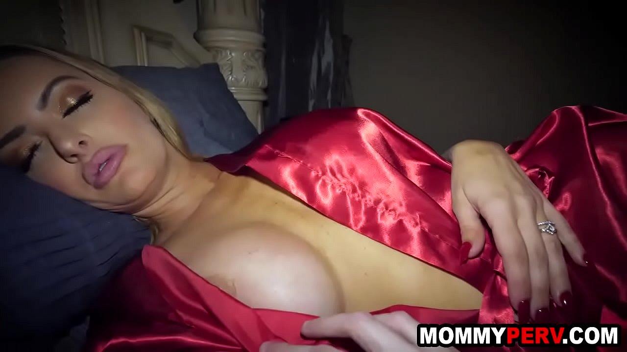 Fucking Step Mom Big Tits