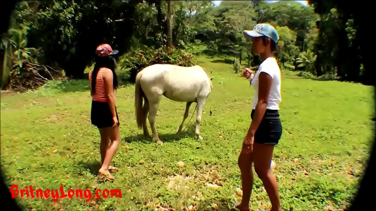 Free horse cocked ladies