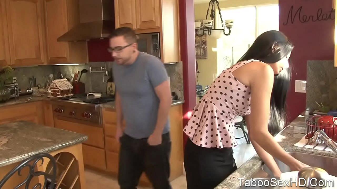 Step Mom Seduces Daughter Law