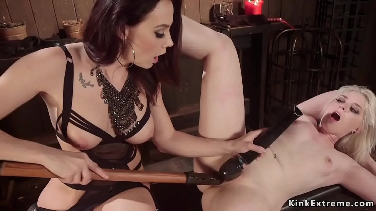 Two Girls Tied Up Lesbian