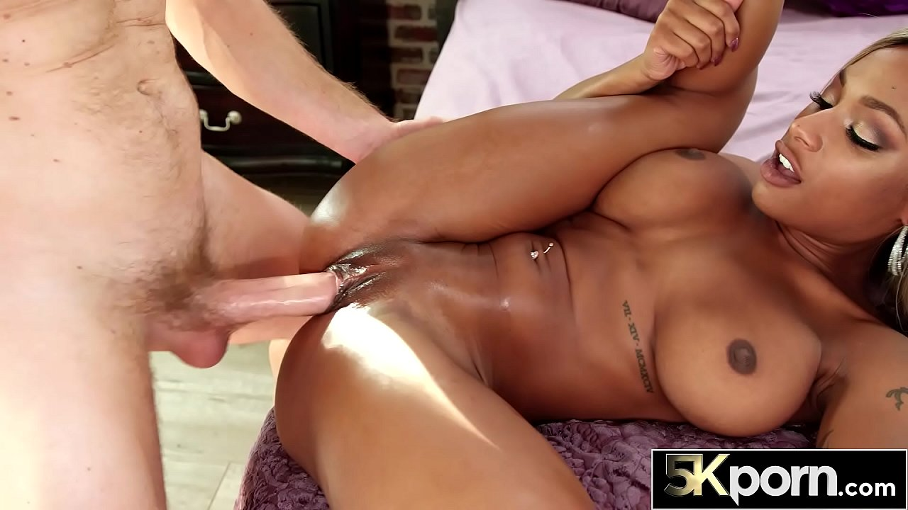 Black Chick White Dick Orgy