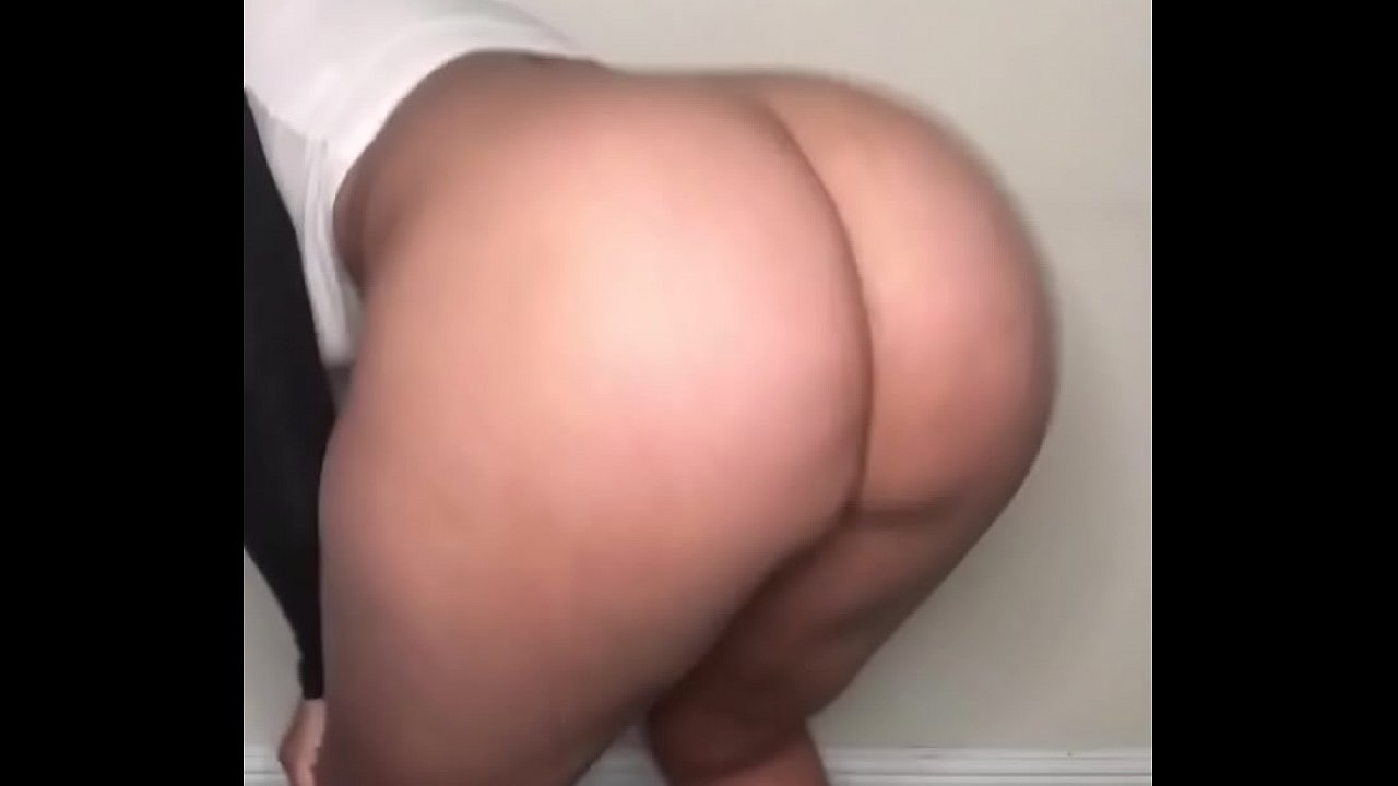 Ebony Teen Twerk Panties