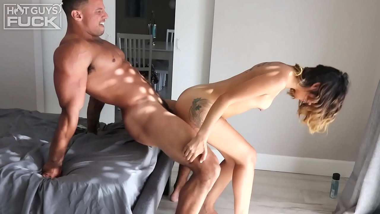 Guy Sucking Boobs Fucking