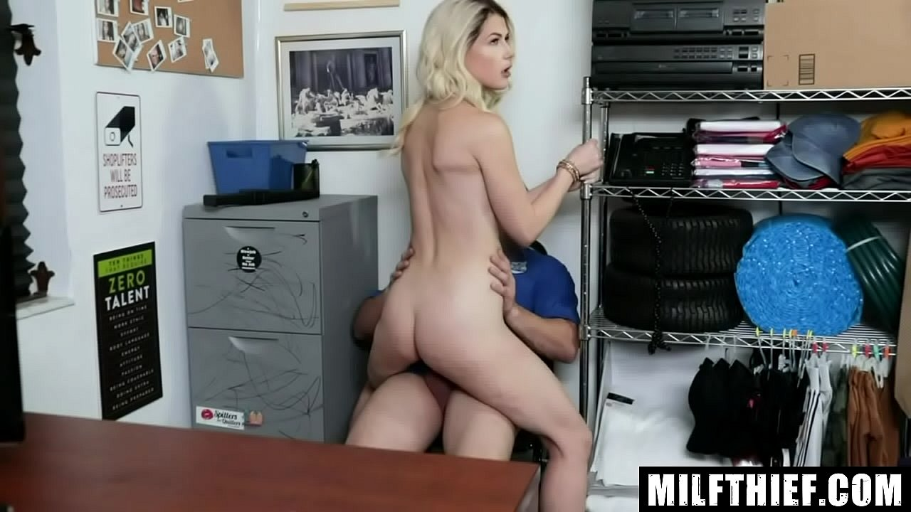 The Milf Suspect Removes Her Sweater And Reveals That She Has ...