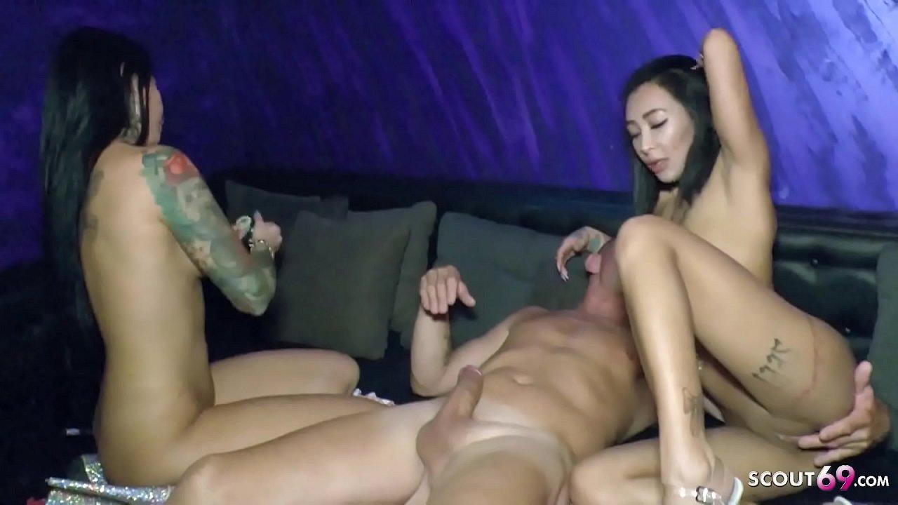 Amateur Teen Threesome Ffm