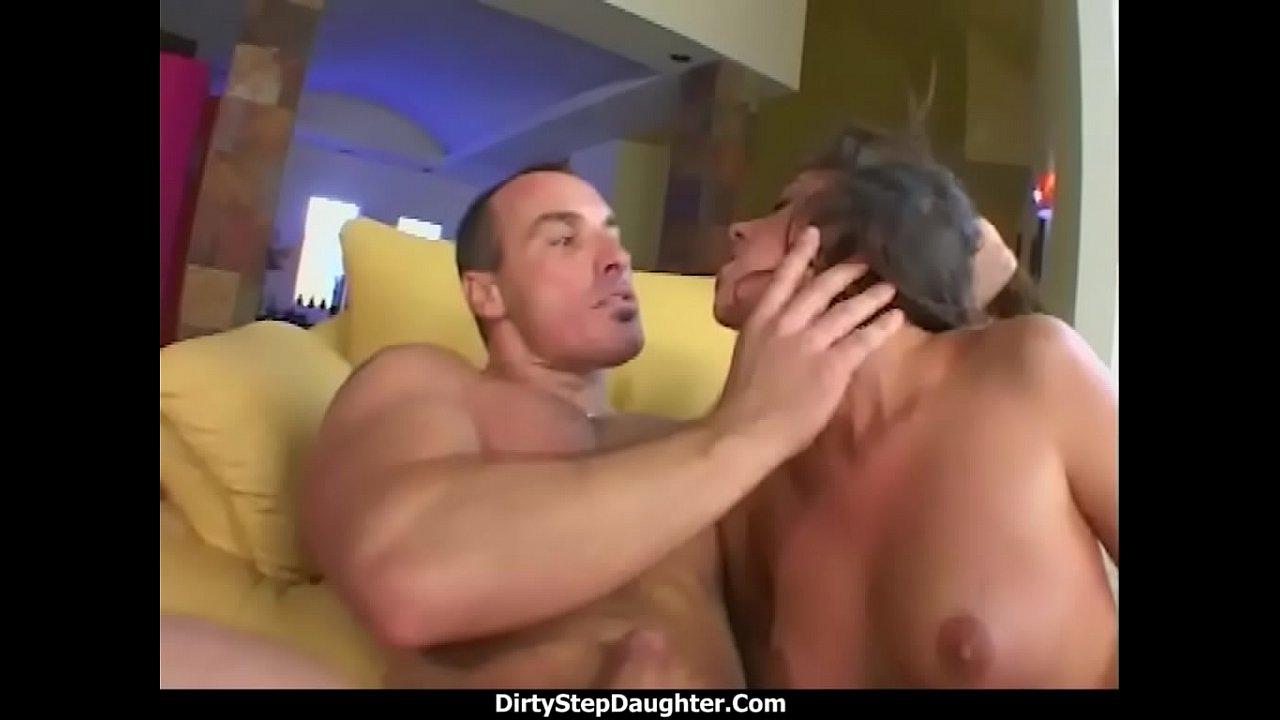 Fucking My Horny Stepsister
