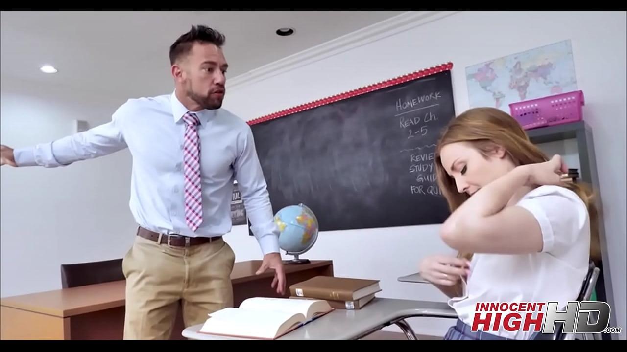 Young School Girl Big Boobs