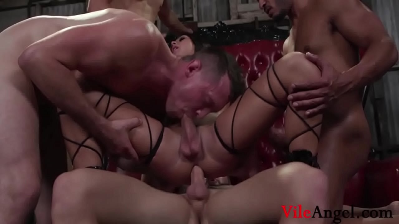 First Time Creampie Gangbang