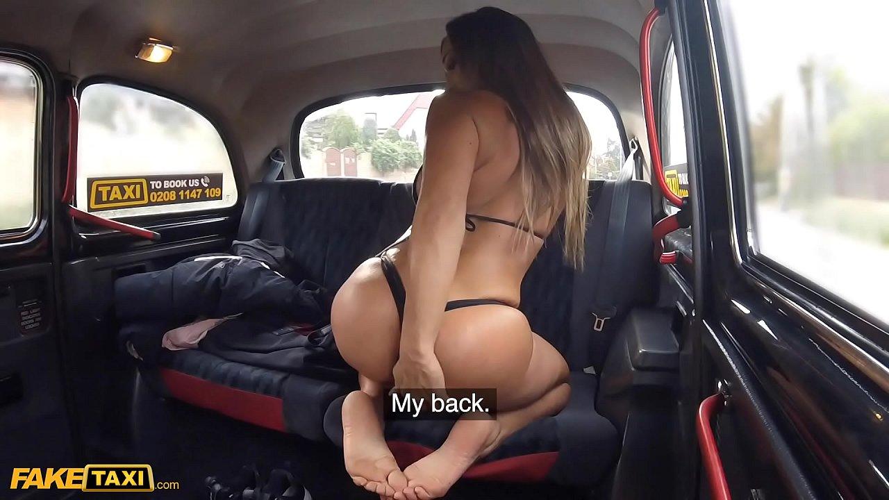 Lesbian Squirt Fake Taxi