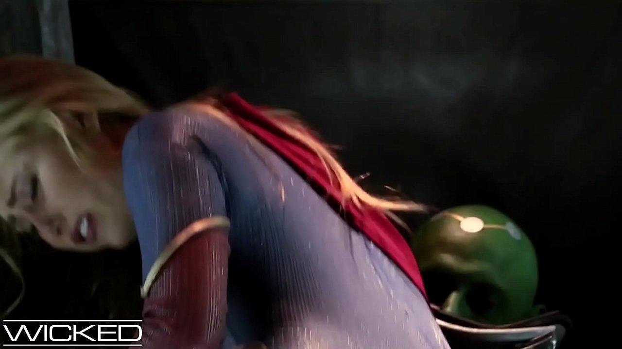Supergirl Xxx Parody Supergirl Braniac Anal Fuck Xnxx Com