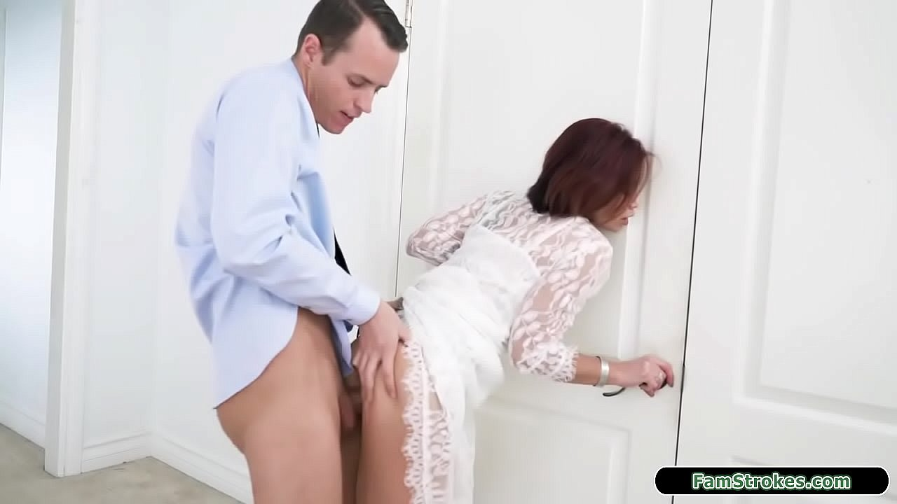 Step Son Fucks Hot Step Mom