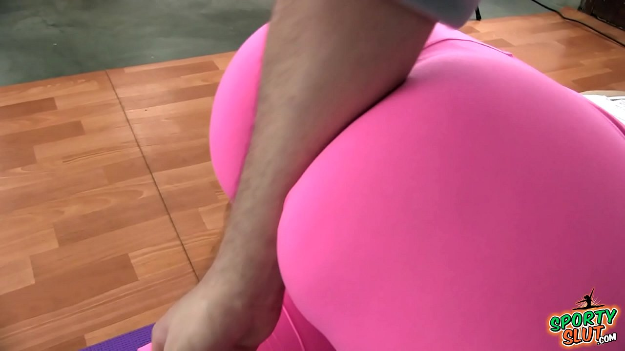 Candid Teen Ass Yoga Pants