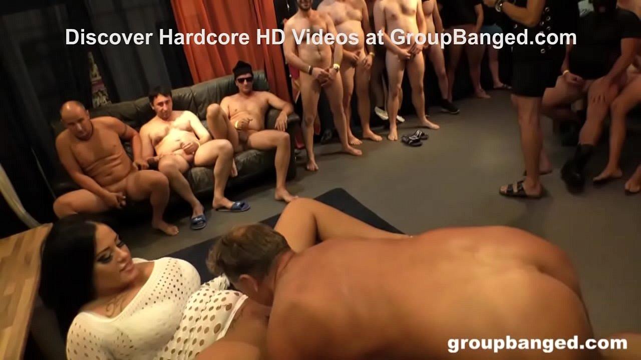 Wife Gangbang Swinger Club