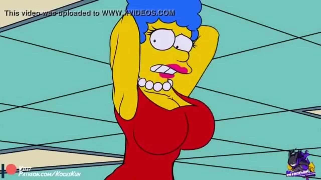 Peliculas porno los sinson Los Simpson Pechos Xxx Xnxx Com