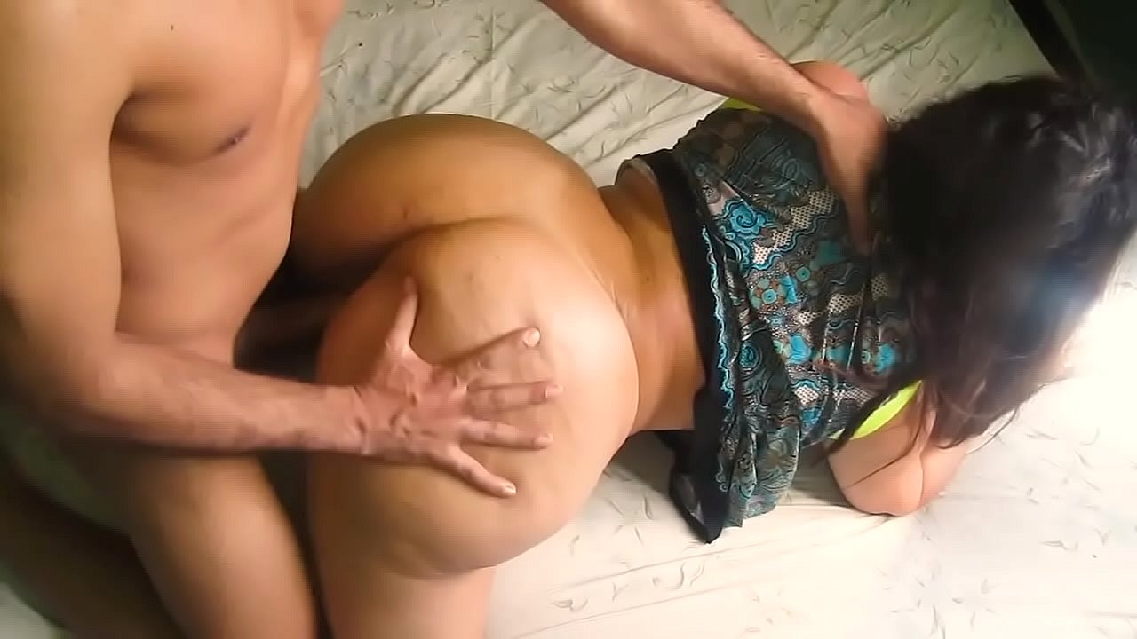 Latina Milf Sloppy Head