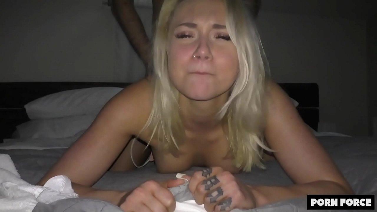 White Girl Fucked Black Cock
