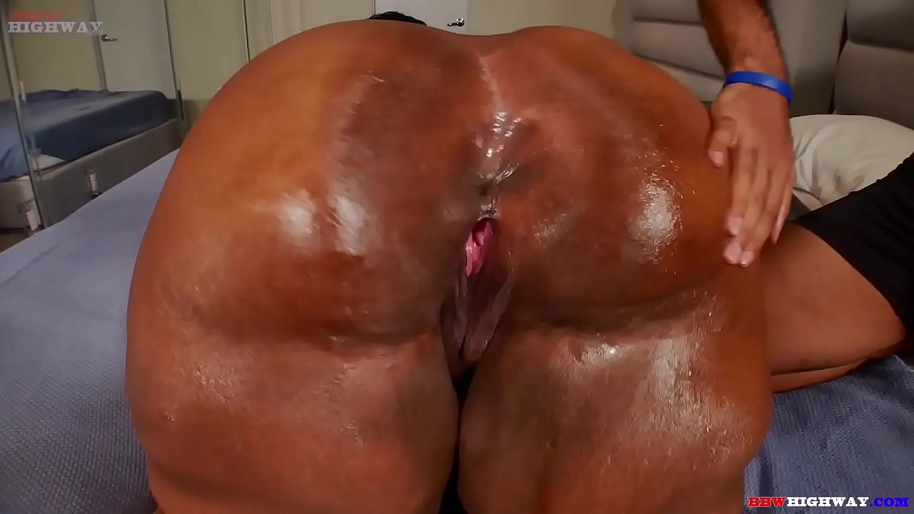 Big Booty Ebony Reverse