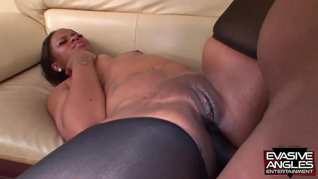 Big Long Black Dick Pussy