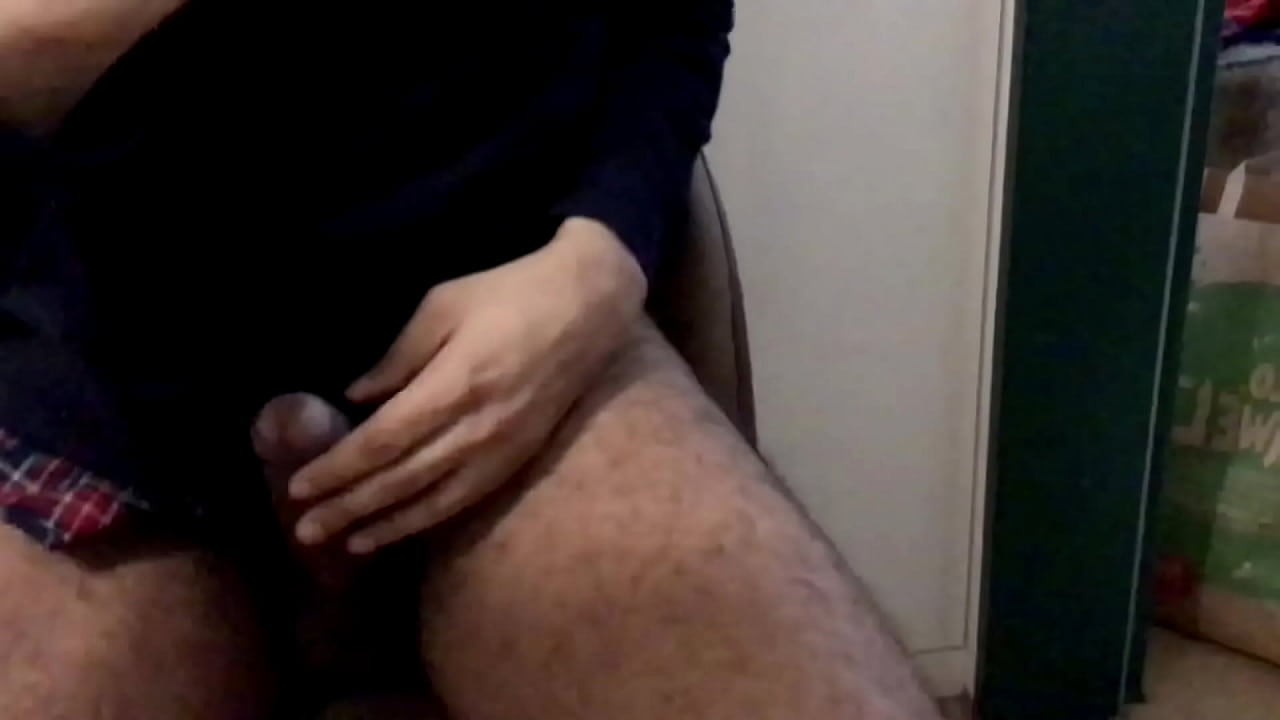 Guys Moaning While Jerking Off