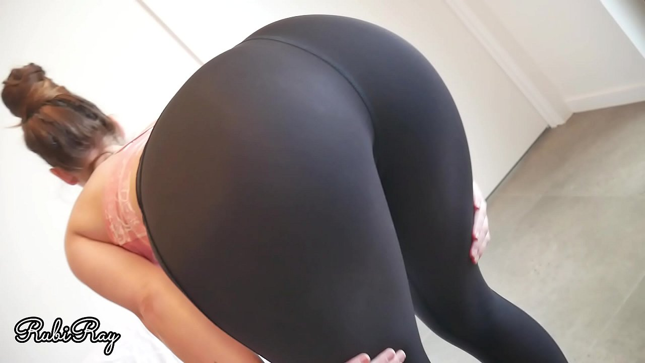 Ebony Ripped Yoga Pants