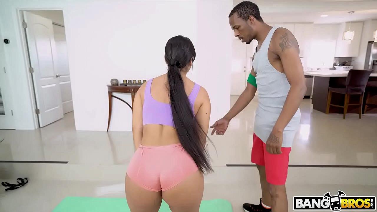 Big Ass Latina Bbc Orgy