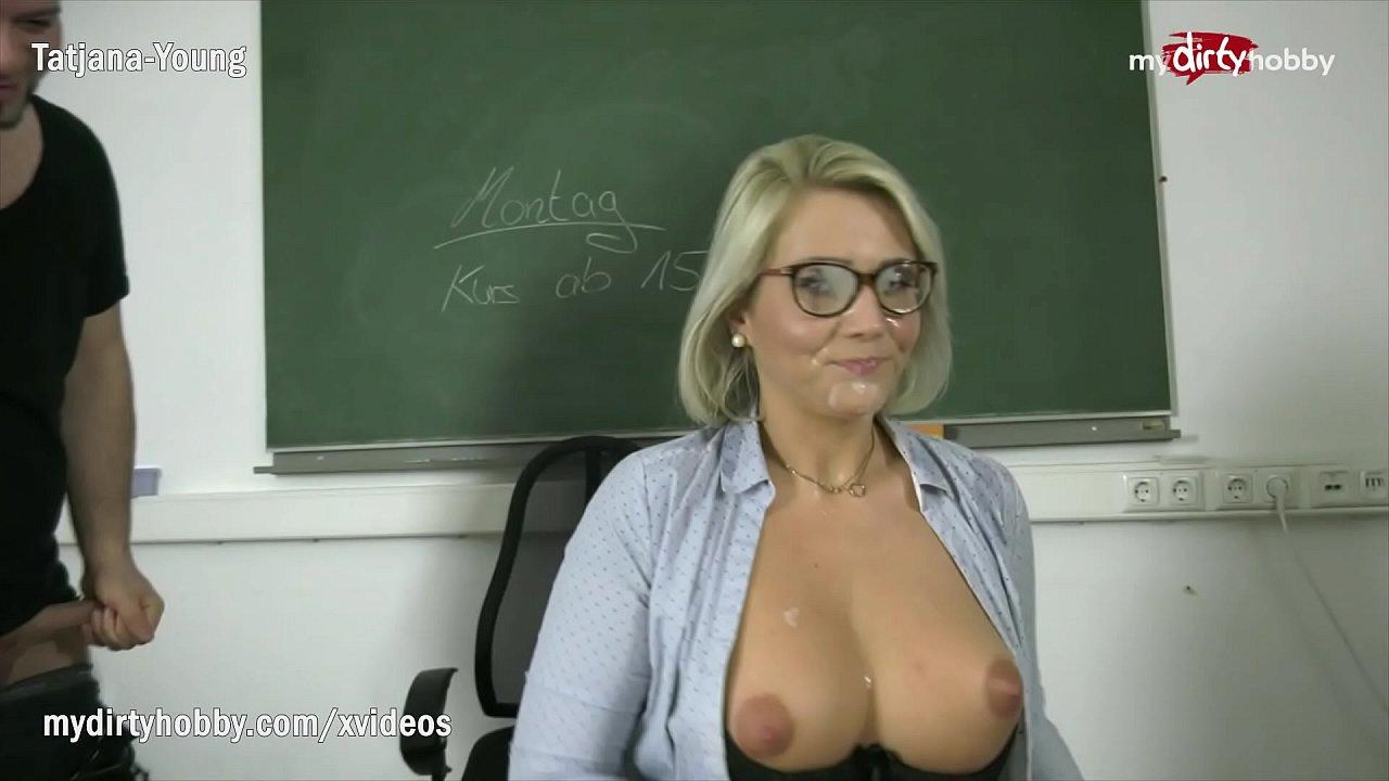 Big Tits Interracial Threesome