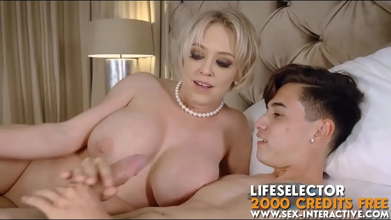 Blonde Milf Big Tits Mom